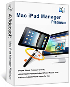 4Videosoft Studio – 4Videosoft Mac iPad Manager Platinum Coupon Deal