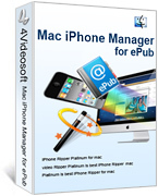 4Videosoft Mac iPhone Manager for ePub Coupon Discount
