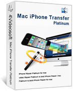 4Videosoft Mac iPhone Transfer Platinum Coupon Code – 90% OFF