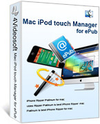 4Videosoft Studio – 4Videosoft Mac iPod touch Manager for ePub Coupon Discount