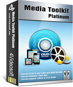 4Videosoft Media Toolkit Platinum Coupon Code – 90% Off