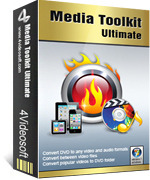 Special 4Videosoft Media Toolkit Ultimate Coupon Sale