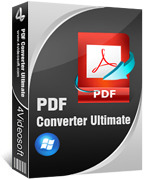 Secret 4Videosoft PDF Converter Ultimate Coupon Code