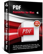 4Videosoft Studio – 4Videosoft PDF Converter for Mac Coupon