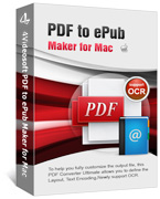 4Videosoft PDF to ePub Maker for Mac Coupon – 90% OFF