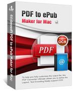 4Videosoft PDF to ePub Maker for Mac Coupon – 90% OFF