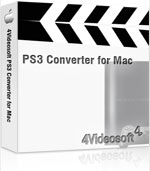 4Videosoft PS3 Converter for Mac Coupon – 90%