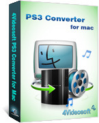 4Videosoft Studio 4Videosoft PS3 Converter for Mac Coupon