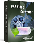 4Videosoft PS3 Video Converter Coupon – 90% OFF