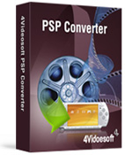 4Videosoft PSP Converter Coupon – 90% OFF