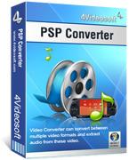 4Videosoft PSP Converter Coupon