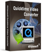 4Videosoft QuickTime Video Converter Coupon Code – 90%