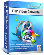 4Videosoft TRP Video Converter Coupon