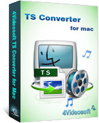 4Videosoft Studio 4Videosoft TS Converter for Mac Discount