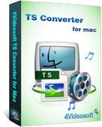 4Videosoft Studio 4Videosoft TS Converter for Mac Discount