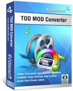 4Videosoft Tod Mod Converter Coupon