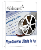 4Videosoft Video Converter Ulitmate for Mac Coupon – 90%