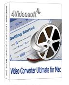 4Videosoft Video Converter Ulitmate for Mac Coupon – 90%
