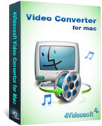 4Videosoft Video Converter for Mac – Special Coupon