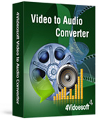 90% 4Videosoft Video to Audio Converter Coupon