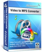 4Videosoft Studio – 4Videosoft Video to MP3 Converter Coupons