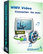 4Videosoft WMV Video Converter for Mac Coupon