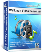 Secret 4Videosoft Walkman Video Converter Coupon