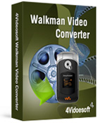 4Videosoft Walkman Video Converter Coupon Code – 90%