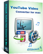 Premium 4Videosoft YouTube Video Converter for Mac Coupon Code
