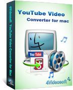 Premium 4Videosoft YouTube Video Converter for Mac Coupon Code