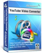 4Videosoft Studio – 4Videosoft YouTube Video Converter Sale