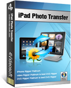 Special 4Videosoft iPad Photo Transfer Discount