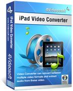 4Videosoft iPad Video Converter Coupon Code