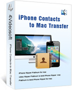 Exclusive 4Videosoft iPhone Contacts to Mac Transfer Discount