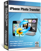 4Videosoft Studio 4Videosoft iPhone Photo Transfer Coupon Code