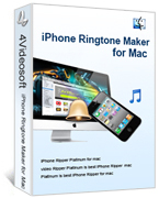 4Videosoft Studio 4Videosoft iPhone Ringtone Maker for Mac Coupon Code