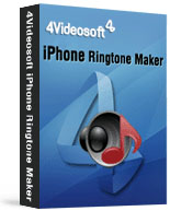 4Videosoft iPhone Ringtone Maker Coupon – 90%