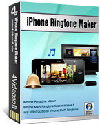 4Videosoft iPhone Ringtone Maker Coupon