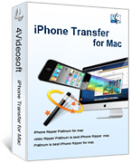4Videosoft iPhone Transfer for Mac Coupon