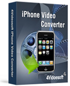 4Videosoft iPhone Video Converter Coupon – 90% OFF