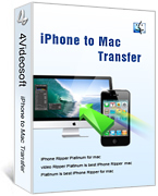 4Videosoft Studio – 4Videosoft iPhone to Mac Transfer Sale