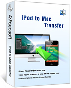 4Videosoft iPod to Mac Transfer Coupon