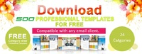 Exar Software Research Pvt Ltd – 600 Professional Email Templates Pack Coupon Deal