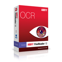 ABBYY FineReader 12 Corporate Upgrade 3 Concurrent Licenses Download Coupon