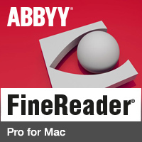 15% off – ABBYY FineReader Pro for Mac
