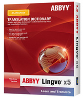 Exclusive ABBYY Lingvo X5 6 Languages Upgrade Coupon Discount