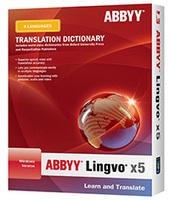 ABBYY Lingvo X5 6 Languages Coupon