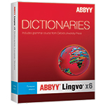 ABBYY Lingvo X6 European Professional Upgrade Coupon