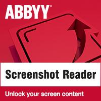 Exclusive ABBYY Screenshot Reader Coupon