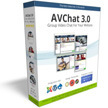 15% OFF – AVChat 3 Basic (40 connections)